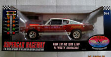 Supercar Collectibles Billy the Kid 1968 A/MP Plymouth Barracuda 1/18
