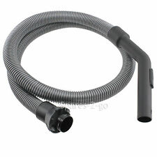 MIELE Vacuum Cleaner Hose Silver Suction Pipe Tube & Curved Nozzle S5210 S5261
