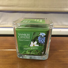New 2 Yankee Candle Home Classics Happy Spring 16 oz Candles