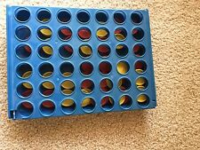 Connect 4 Four Line Up In A Row Line Board Game Family Indoor 2 Player