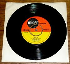"""MARCUS TRO ~ TELL ME b/w WHAT'S THE MATTER GIRL ~ UK EMBER 7"""" ~ ROLLING STONES"""