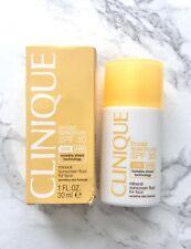Clinique Mineral Sunscreen Fluid For Face Broad Spectrum SPF 30 NIB 1oz/ 30ml