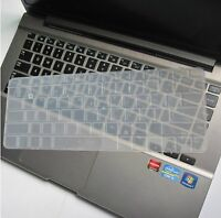 CaseBuy Soft Silicone Gel Keyboard Protector Skin Cover for HP Spectre x360
