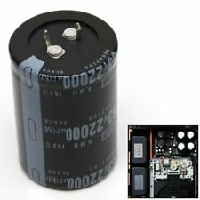22000 UF 63 V Aluminum Electrolytic Capacitor 105 Celsius Dimension Cylindrical