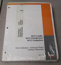 Case 921C Loader Parts Manual Catalog 7-4581 2000