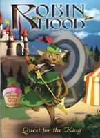 Robin Hood - Quest For The King New Dvd