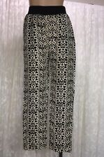MESOP SIZE 8 SILK AND LINEN PANTS NEW WITHOUT TAG