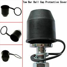 Rimorchio Sfera di Traino Tappo Plastica Copertura Nera Gancio Tow-Ball