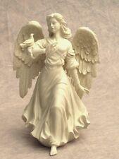 Engel mit Taube Figur Schutzengel Geburt Taufe Grabschmuck 20232