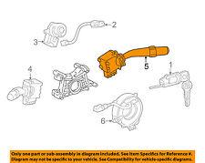 TOYOTA OEM 03-08 Corolla-Windshield Wiper Switch or Lever 8465202300