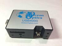 USB4000 Ocean Optics UV Spectrometer USB-4000 Good for Fluorescence 198nm-536nm
