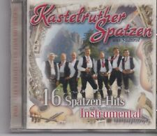 Kastelruther Spatzen-16 Spatzen Hits cd album