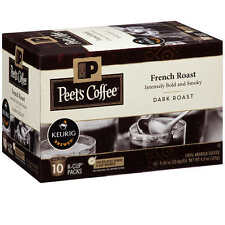 Peets Coffee French Roast 120 K-Cup Pods