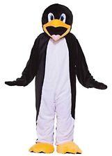 Penguin Economy Mascot Adult Costume