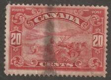 """Canada 1929 #157 King George V """"Scroll"""" Issue - Fine Used"""