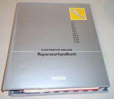 Werkstatthandbuch Elektrische Anlage Iveco 30.8 35.8 40.8 35.10 45.10 49.10 '90