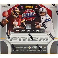 LIVE GROUP BREAK - 2019 PANINI PRIZM FOOTBALL FOTL HOBBY BOX - RANDOM TEAM