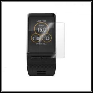 For Garmin Vivoactive HR Ultra clear TPU Screen Protector