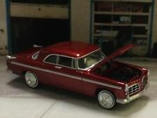 1955 55 Chrysler C300 1st Year of the 300 Letter Car 1/64 Scale Lim Ed D11