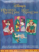 Disney The Hunchback of Notre Dame Sand Art Kit