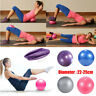 25cm Mini Pilates Exercise Ball For Yoga Sport Pilates Physical Therapy Balance