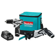 Makita LCT212W 12-Volt 3/8-Inch MAX Lithium-Ion Cordless 2-Piece Combo Kit