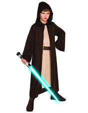 "Star Wars Kids Jedi Robe Costume Style 1, Med, Age 5 - 7, HEIGHT 4' 2"" - 4' 6"""
