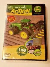 The Best of John Deere Action Part 1-4 GREAT GIFT IDEA! FREE 1ST CLASS SHIPPING