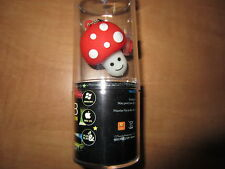PENDRIVE USB 16GB- 2.0 CONNECTION MUSHROOM ROJO