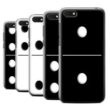 STUFF4 Back Case/Cover/Skin for Huawei Y5 Prime/Honor 7S/Dominoes/Dominos