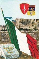 A4899) BOLOGNA, BRIGATA FANTERIA TRIESTE. ANNIVERSARIO DI TAKROUNA, WW2 TUNISIA.