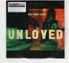 (HD411) Unloved, When A Woman Is Around - 2016 DJ CD