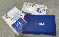 Elenco Sim card Top numero facile TIM 4G LTE introvabili, nuove da attivare
