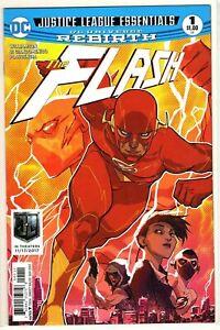 Justice League Essentials - DC Universe Rebirth - The Flash #1- Williamson