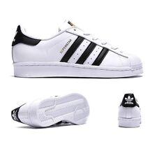 Adidas Superstar J Trainers White/Black Uk 4 Eu 36.7 EM37 04