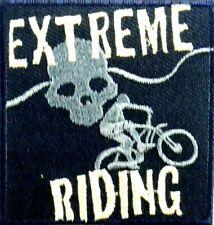 Applikation zum Aufbügeln Bügelbild 3-322  Extreme Riding