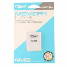 Nintendo GameCube Video Game Memory Cards and Expansion Packs