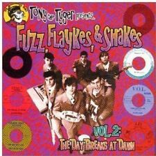 Various Artists - Tony the Tyger Presents: Fuzz Flakes Shakes 2 / Various [New C