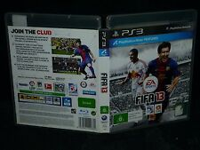 FIFA 13 (SONY PS3 GAME, G) (EX-RENTAL)