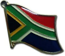 South Africa Country Flag Bike Motorcycle Hat Cap lapel Pin