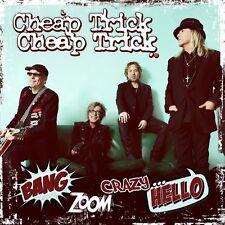 CHEAP TRICK - BANG ZOOM CRAZY HELLO - CD NEW SEALED 2016