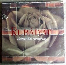Rubáiyát (Elektra's 40th Anniversary) Label: Elektra – Box 4 LP -