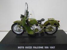 MOTO GUZZI FALCONE 500 CARABINIERE 1967, DE AGOSTINI, 1/24