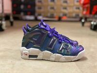 Nike Air More Uptempo SE GS Purple/Violet/Pink Shoes 922845-500 NEW Size 7Y