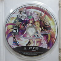 TIME AND ETERNITY ✨Playstation 3 PS3✨USA Disc-Only Excellent Condition