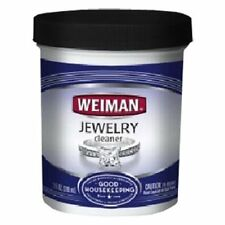 Weiman Jewelry Cleaner Liquid – Restores Shine and Brilliance to Gold, Diamond,