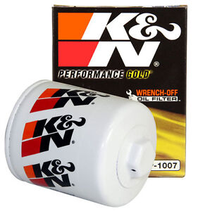K&N HIGH FLOW RACING OIL FILTER FOR HOLDEN COMMODORE VN VP VR 304 5.0L V8