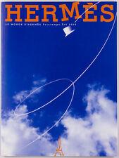 LE MONDE D'HERMÈS 2006 Volume 1 Printemps Été PETER LINDBERGH catalogue LOOKBOOK