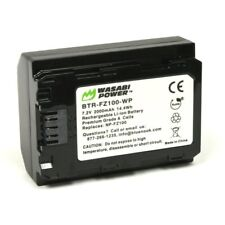 Wasabi Power Battery for Sony NP-FZ100 and Sony a9, a7R III, a7 III