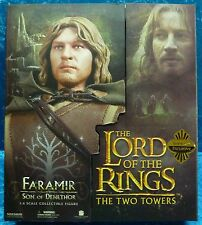 """Sideshow Figur Faramir Lord of the Rings 12"""" Exclusive Edition Lim: 1250 Stk."""